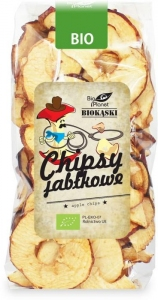 CHIPSY JABŁKOWE BIO 100g BIO PLANET