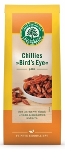 PAPRYKA CHILI - BIRD'S EYE BIO 20 g - LEBENSBAUM