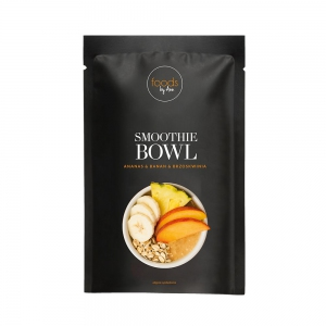 SMOOTHIE BOWL ANANAS & BANAN & BRZOSKWINIA 25g - FOODS BY ANN