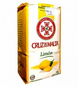 Yerba Mate Cruz de Malta 500g Limon cytrynowa