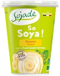 Produkt sojowy bananowy bezglutenowy BIO400g SOJADE