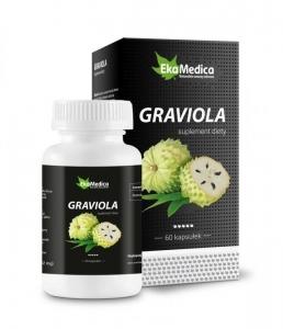 EkaMedica Graviola 60kaps.