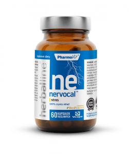NERVOCAL (stres) 60 kapsułek - PHARMOVIT