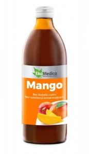 SOK 100% MANGO 500 ml - EKAMEDICA