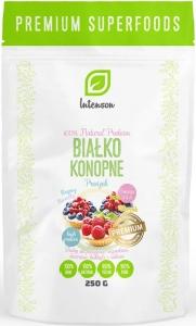 Białko Konopi (proszek) 250g - INTENSON