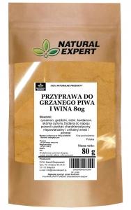PRZYPRAWA DO GRZANEGO PIWA I WINA - NATURAL EXPERT