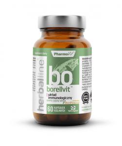 BORELLVIT (układ immunologiczny) 60 kapsułek - PHARMOVIT