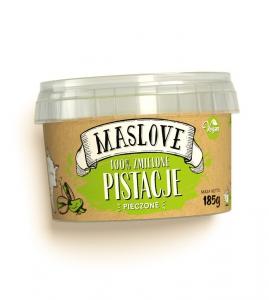 MASLOVE - MASŁO PISTACJOWE 100% - 185g