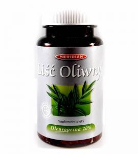 Liść oliwny 60kaps. MERIDIAN
