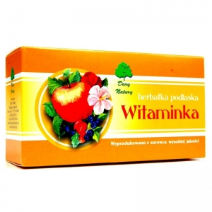 Herbatka witaminka 20x2.5g