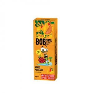 PRZEKĄSKA MANGO (bez cukru) 30g - BOB SNAIL