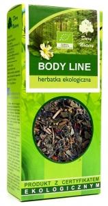 HERBATKA BODY LINE BIO 50 g - DARY NATURY