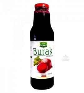 Sok z Buraka 100% b/c 750ml