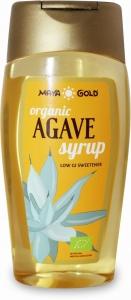 Syrop z Agawy Jasny BIO 350g (250ml) MAYA GOLD