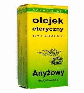 Eteryczny olejek Anyżowy 7ml AVICENNA