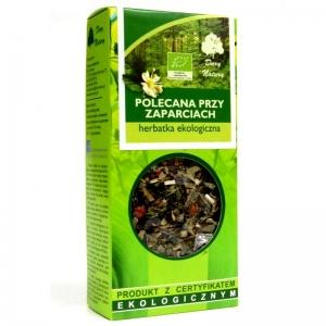 Herbatka polecana przy zaparciach EKO