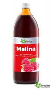 MALINA SUPLEMENT DIETY 1l EKAMEDICA