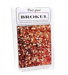 Na kiełki Brokuł 20g DIET-FOOD