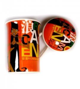 Matero ceramiczne kubek