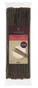 BIO MAKARON GRYCZANY SPAGHETTI (bezglutenowy) 500g - ALB GOLD