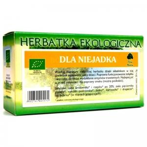Herbatka dla niejadka EKO 20x2g