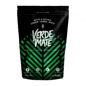 YM VERDE MATE GREEN DESPALADA  500g