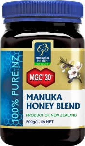 MIÓD MANUKA MGO30+ 500g MANUKA HEALTH NEW ZEALAND