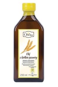 Olvita Olej z kiełków pszenicy 250ml