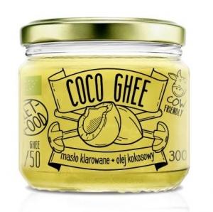 BIO Coco ghee 300g DIET-FOOD