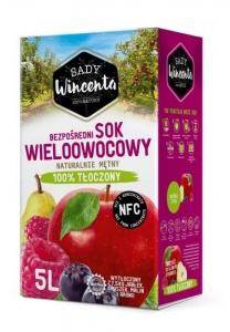 Sok Wieloowocowy NFC - SADY WINCENTA