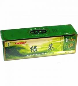 HERBATA ZIELONA PRASOWANA GREEN TEA 125 g