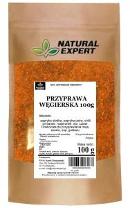PRZYPRAWA WĘGIERSKA 100 g - NATURAL EXPERT