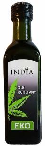 INDIA Olej Konopny EKO 100ml