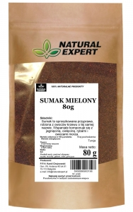 SUMAK MIELONY - NATURAL EXPERT