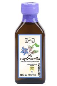 Olej ogórecznik 100ml Olvita