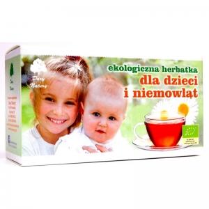 Herbatka dla dzieci i niemowląt EKO 20x2g