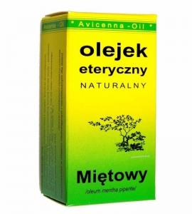 Eteryczny olejek Miętowy 7ml AVICENNA