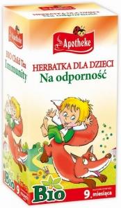 Her.dla dzieci na odporność BIO 20x1.5g APOTHEKE