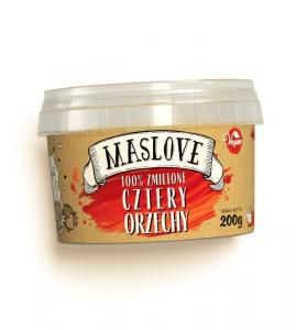 MASLOVE 4 LOVE CZTERY ORZECHY 200g