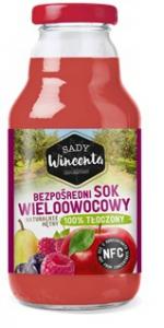 SOK WIELOOWOCOWY NFC 330 ml - SADY WINCENTA