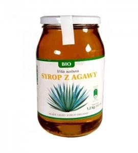 Syrop z agawy jasny BIO 1.2kg VITA NATURA