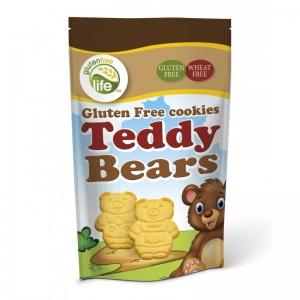 Teddy bears- ciasteczka misie bezglutenowe 120g - GFL
