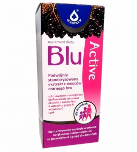 OLEOFARM Blu Active 150ml