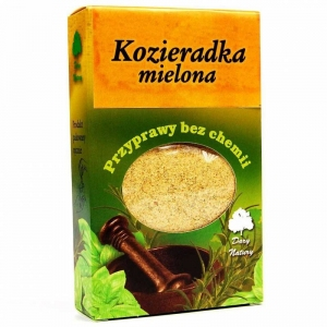 KOZIERADKA MIELONA 60 g - DARY NATURY