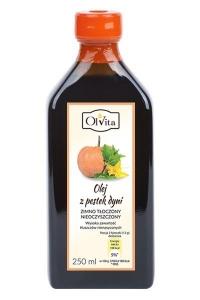 Olej z pestek dyni 250ml Olvita