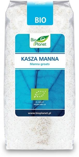 KASZA MANNA BIO 500 g - BIO PLANET