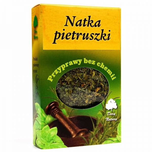 NATKA PIETRUSZKI 20g - DARY NATURY