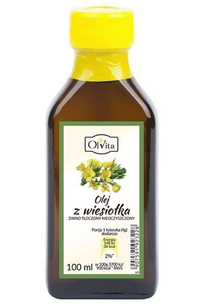 Olej wiesiołka 100ml Olvita