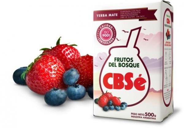 CBSe Frutos Tropicales Del BosQue 500g