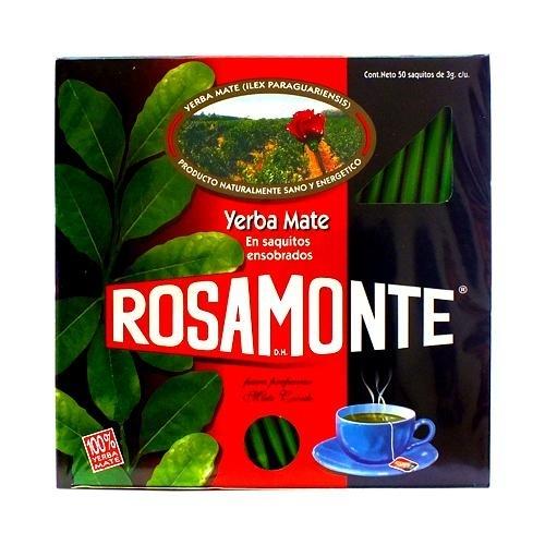 Rosamonte Tea Bags 50szt